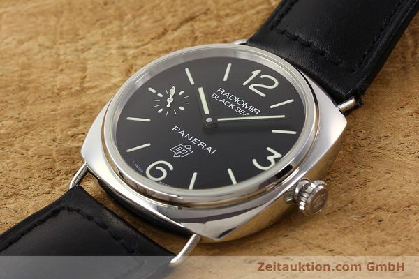 Used luxury watch Panerai Radiomir steel manual winding Kal. ETA 6497-2 Ref. OP6826  | 141701 01