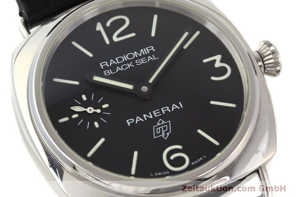 Used luxury watch Panerai Radiomir steel manual winding Kal. ETA 6497-2 Ref. OP6826  | 141701 02
