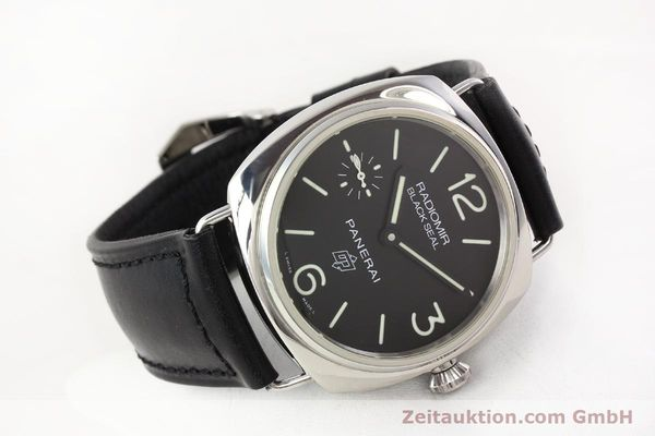 Used luxury watch Panerai Radiomir steel manual winding Kal. ETA 6497-2 Ref. OP6826  | 141701 03