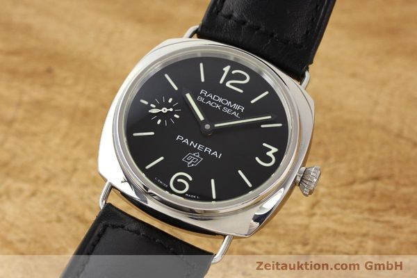 Used luxury watch Panerai Radiomir steel manual winding Kal. ETA 6497-2 Ref. OP6826  | 141701 04
