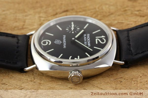 Used luxury watch Panerai Radiomir steel manual winding Kal. ETA 6497-2 Ref. OP6826  | 141701 05