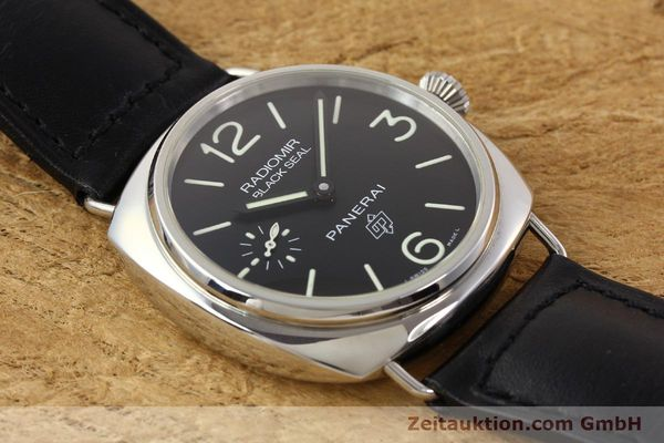 Used luxury watch Panerai Radiomir steel manual winding Kal. ETA 6497-2 Ref. OP6826  | 141701 17