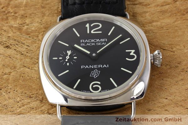 Used luxury watch Panerai Radiomir steel manual winding Kal. ETA 6497-2 Ref. OP6826  | 141701 18