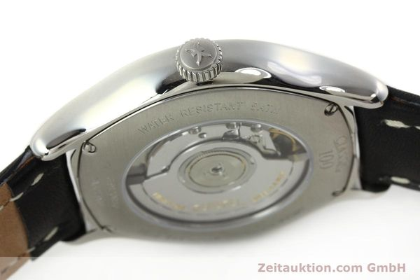 Used luxury watch Ebel Classic 100 steel automatic Kal. 120 ETA 2892A2 Ref. E9120R40  | 141705 11