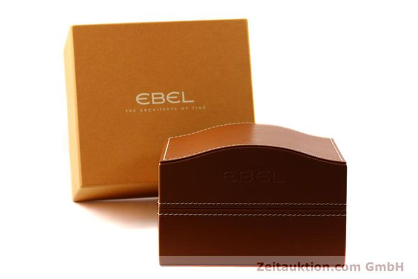 Used luxury watch Ebel Discovery steel automatic Kal. E9750L62 Ref. A198832  | 141708 06