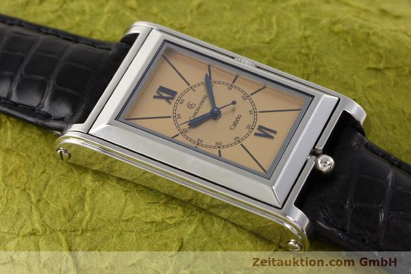 Used luxury watch Chronoswiss Cabrio steel automatic Kal. ETA 2671 Ref. CH2673  | 141710 14