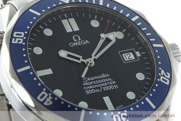 Used luxury watch Omega Seamaster steel automatic Kal. 1120 Ref. 25318000  | 141711 02