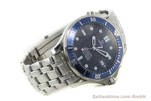 Used luxury watch Omega Seamaster steel automatic Kal. 1120 Ref. 25318000  | 141711 03