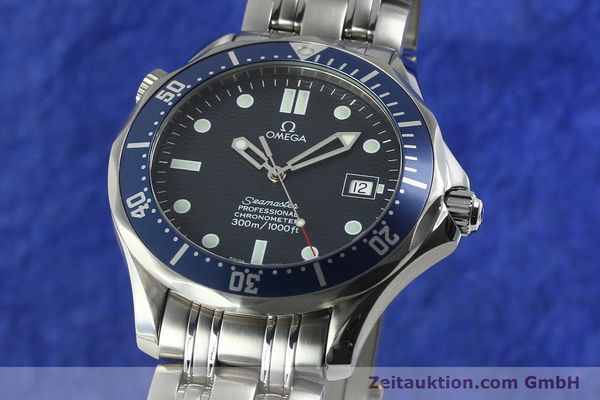 Used luxury watch Omega Seamaster steel automatic Kal. 1120 Ref. 25318000  | 141711 04