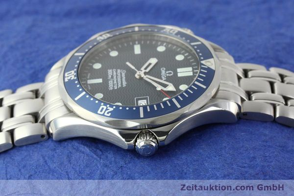 Used luxury watch Omega Seamaster steel automatic Kal. 1120 Ref. 25318000  | 141711 05