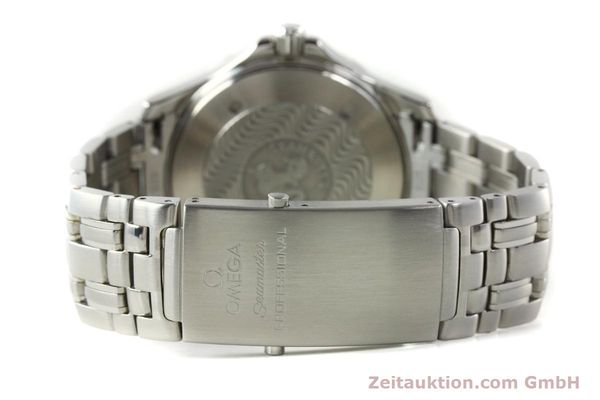 Used luxury watch Omega Seamaster steel automatic Kal. 1120 Ref. 25318000  | 141711 12