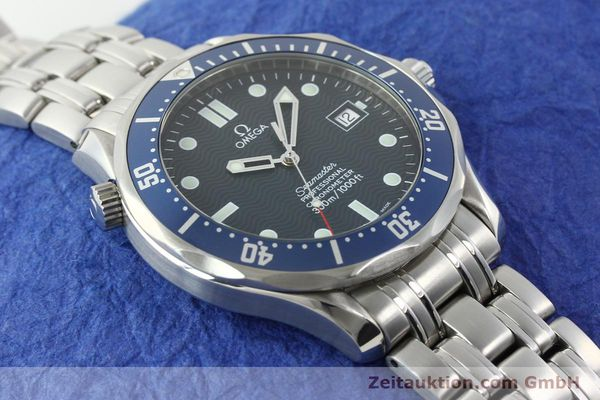Used luxury watch Omega Seamaster steel automatic Kal. 1120 Ref. 25318000  | 141711 16