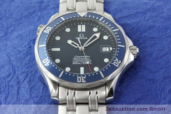Used luxury watch Omega Seamaster steel automatic Kal. 1120 Ref. 25318000  | 141711 17
