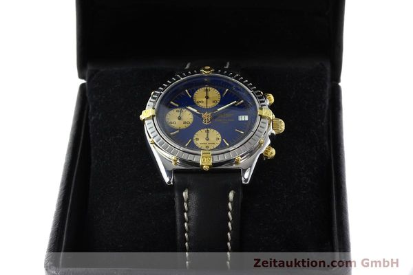 Used luxury watch Breitling Chronomat chronograph steel / gold automatic Kal. B13 Ref. B13048  | 141713 07
