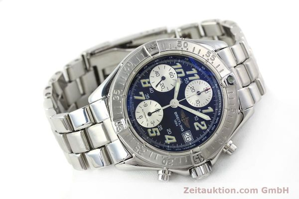 Used luxury watch Breitling Colt steel automatic Kal. B13 ETA 7750 Ref. A13035.1  | 141716 03
