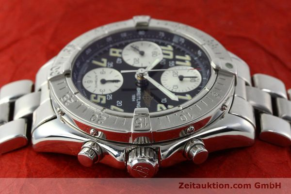 Used luxury watch Breitling Colt steel automatic Kal. B13 ETA 7750 Ref. A13035.1  | 141716 05