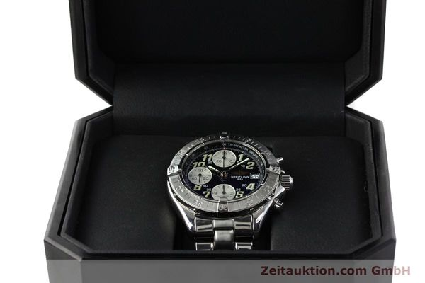 Used luxury watch Breitling Colt steel automatic Kal. B13 ETA 7750 Ref. A13035.1  | 141716 07