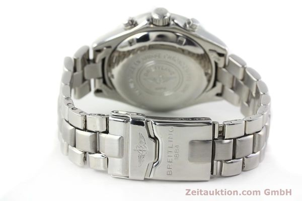 Used luxury watch Breitling Colt steel automatic Kal. B13 ETA 7750 Ref. A13035.1  | 141716 12