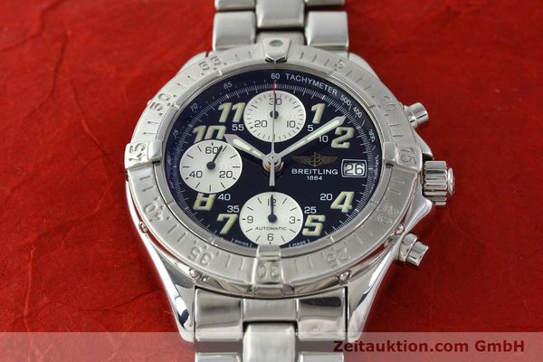 Used luxury watch Breitling Colt steel automatic Kal. B13 ETA 7750 Ref. A13035.1  | 141716 16