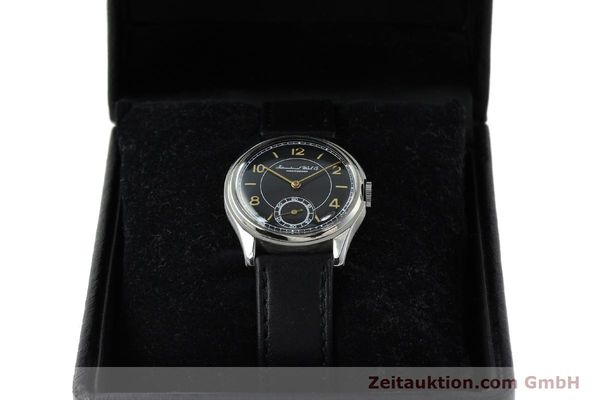 Used luxury watch IWC * steel manual winding Kal. C.83  | 141717 07