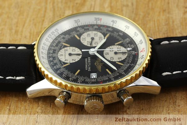 Used luxury watch Breitling Navitimer gilt steel automatic Kal. B13 ETA 7750 Ref. 81611B13019  | 141721 05