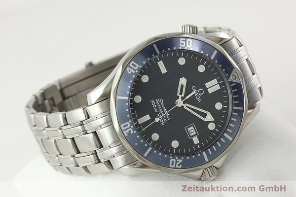 Used luxury watch Omega Seamaster steel quartz Kal. 1538  | 141722 03
