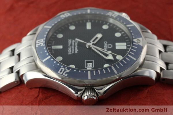 Used luxury watch Omega Seamaster steel quartz Kal. 1538  | 141722 05