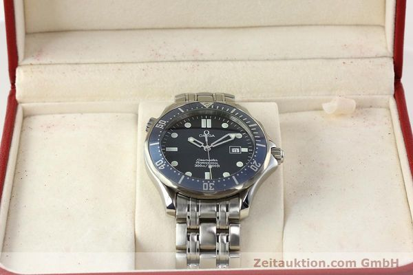Used luxury watch Omega Seamaster steel quartz Kal. 1538  | 141722 07