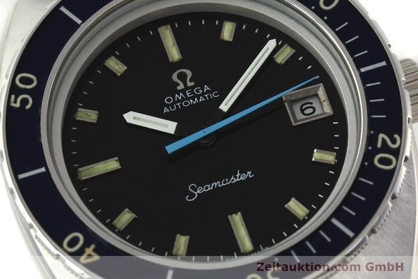 Used luxury watch Omega Seamaster steel automatic Kal. 1011 Ref. 166.088  | 141723 02