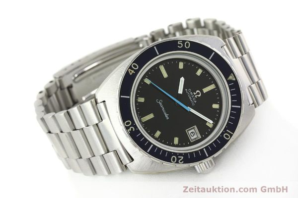 Used luxury watch Omega Seamaster steel automatic Kal. 1011 Ref. 166.088  | 141723 03