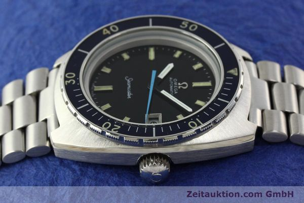 Used luxury watch Omega Seamaster steel automatic Kal. 1011 Ref. 166.088  | 141723 05