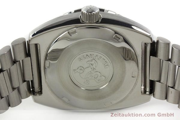 Used luxury watch Omega Seamaster steel automatic Kal. 1011 Ref. 166.088  | 141723 08