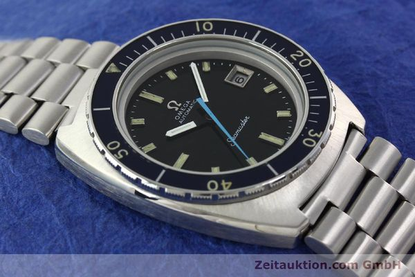 Used luxury watch Omega Seamaster steel automatic Kal. 1011 Ref. 166.088  | 141723 15