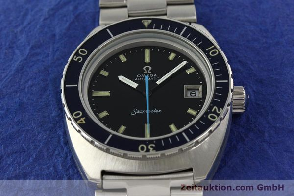 Used luxury watch Omega Seamaster steel automatic Kal. 1011 Ref. 166.088  | 141723 16