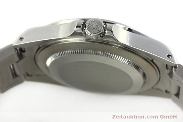 Used luxury watch Rolex Explorer II steel automatic Kal. 3185 Ref. 16570  | 141726 11