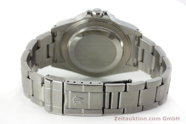 Used luxury watch Rolex Explorer II steel automatic Kal. 3185 Ref. 16570  | 141726 12