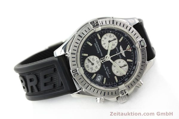 Used luxury watch Breitling Colt steel quartz Kal. B73 ETA 251232 Ref. A73350  | 141734 03