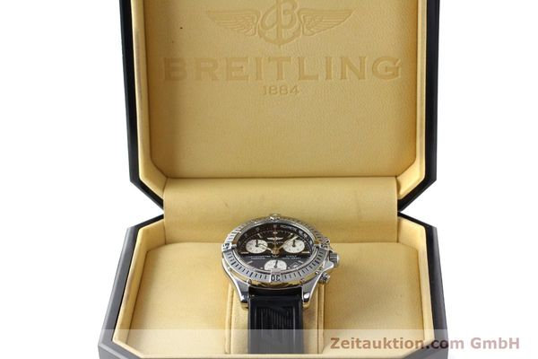Used luxury watch Breitling Colt steel quartz Kal. B73 ETA 251232 Ref. A73350  | 141734 07