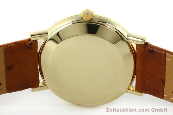 Used luxury watch Omega * 14 ct yellow gold automatic Kal. 552 Ref. 161009  | 141737 08