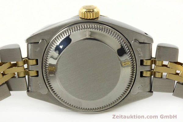 Used luxury watch Rolex Lady Date steel / gold automatic Kal. 2030 Ref. 6917  | 141740 08