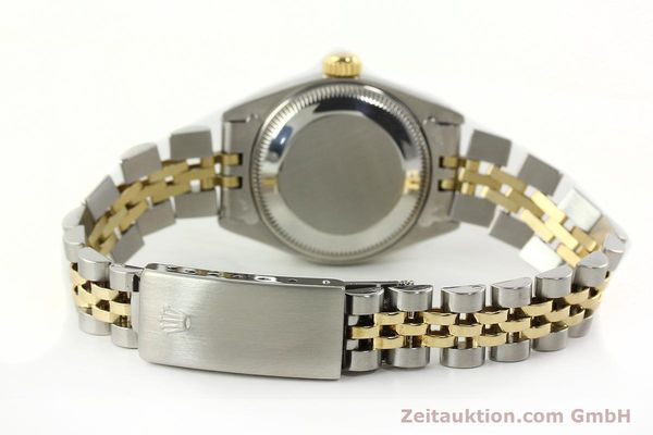 Used luxury watch Rolex Lady Date steel / gold automatic Kal. 2030 Ref. 6917  | 141740 12