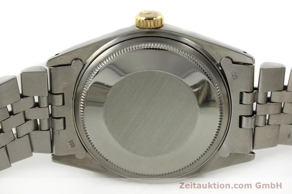 Used luxury watch Rolex Datejust steel / gold automatic Kal. 1570 Ref. 1601  | 141741 08