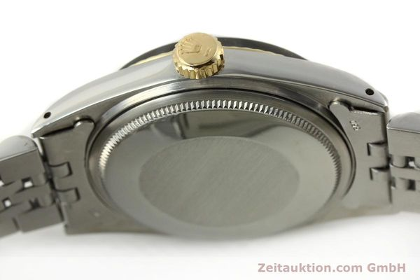 Used luxury watch Rolex Datejust steel / gold automatic Kal. 1570 Ref. 1601  | 141741 11