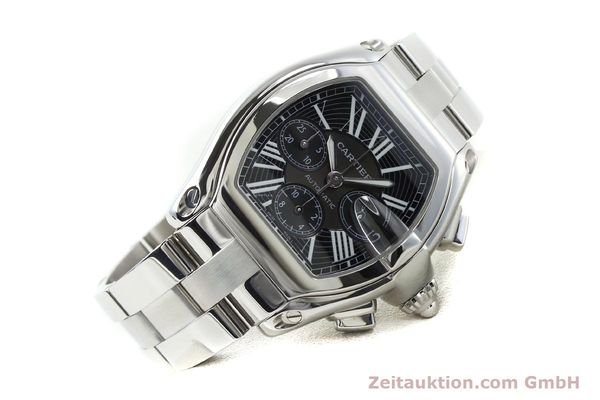 Used luxury watch Cartier Roadster steel automatic Kal. 8510 ETA 2894-2  | 141749 03