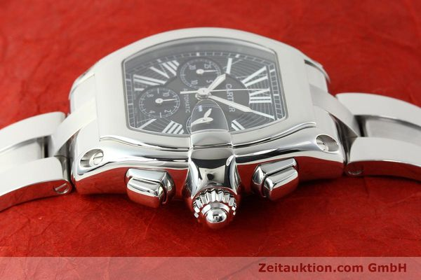 Used luxury watch Cartier Roadster steel automatic Kal. 8510 ETA 2894-2  | 141749 05