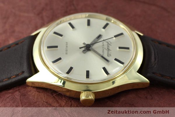 Used luxury watch Glashütte Spezimatic gold-plated automatic Kal. 74  | 141752 05
