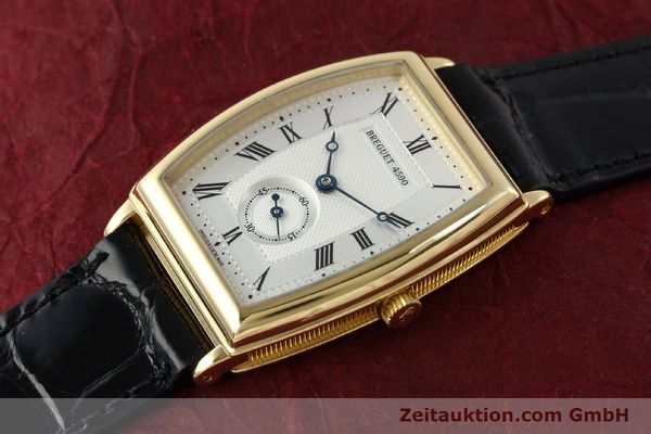 montre de luxe d occasion Breguet * or 18 ct automatique Kal. 532 Ref. 3670  | 141756 01