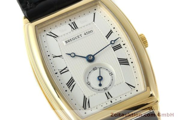 montre de luxe d occasion Breguet * or 18 ct automatique Kal. 532 Ref. 3670  | 141756 02