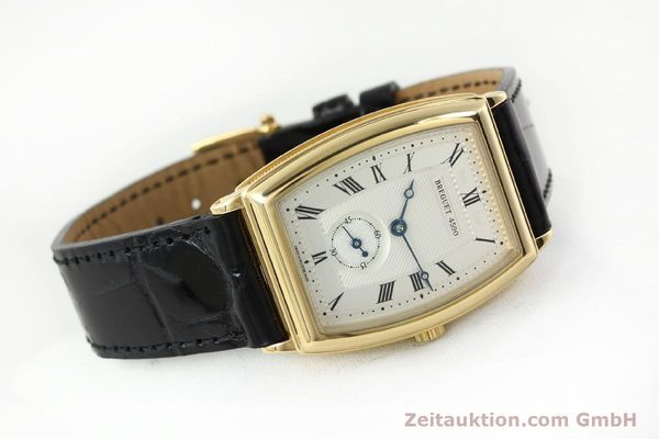montre de luxe d occasion Breguet * or 18 ct automatique Kal. 532 Ref. 3670  | 141756 03