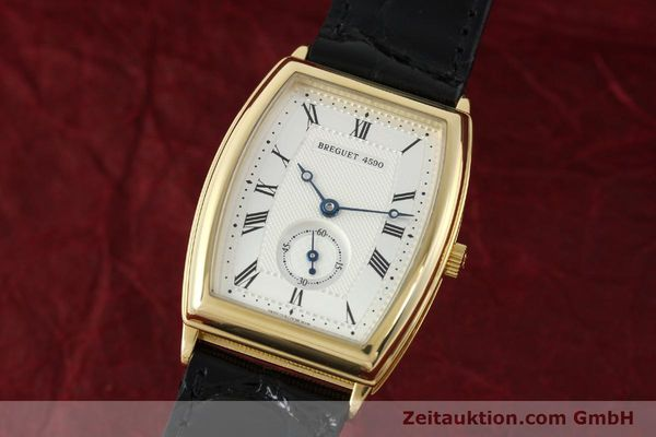 montre de luxe d occasion Breguet * or 18 ct automatique Kal. 532 Ref. 3670  | 141756 04